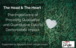 qualitative and quantitative philanthropic data