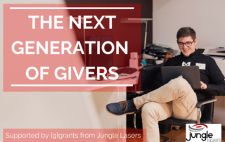 next generation giving